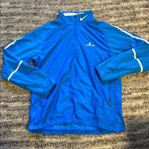 Ike men's golf rain pullover size medium
